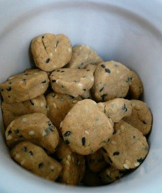 気まぐれクッキーの完成!