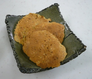 納豆クッキー