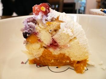 イオタ君 バースデーケーキ